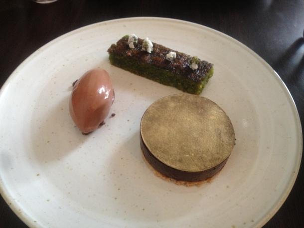 Chocolate 'cake'