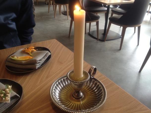 Beef candle