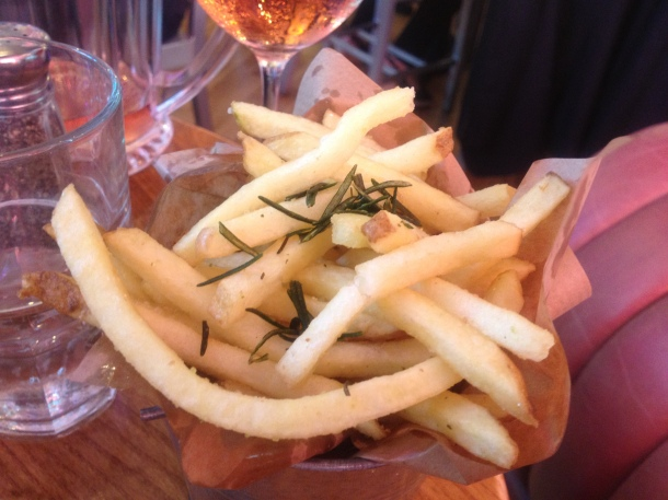 Straw fries