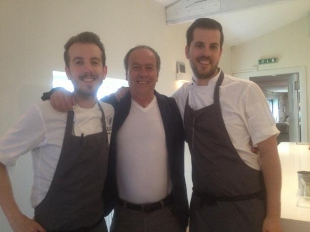 Peter, Jonray and Pacco