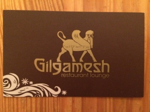 Gilgamesh business card