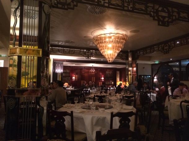 China Tang restaurant photo