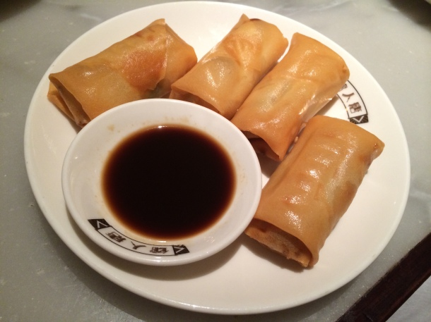 Spring rolls China Tang