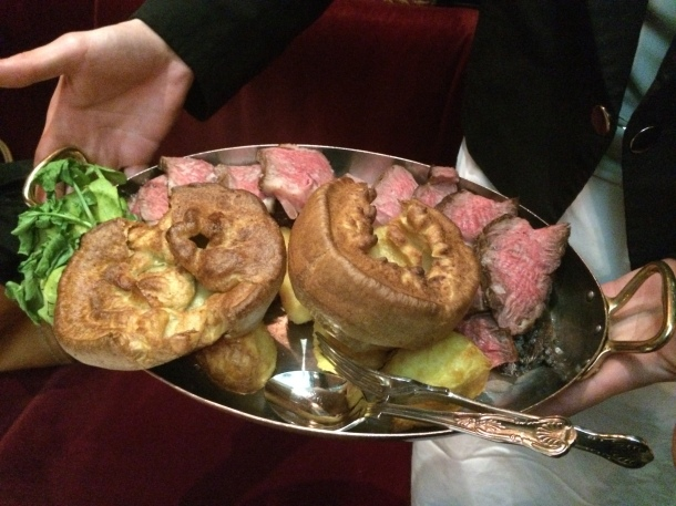 850g roast rib of beef Rules