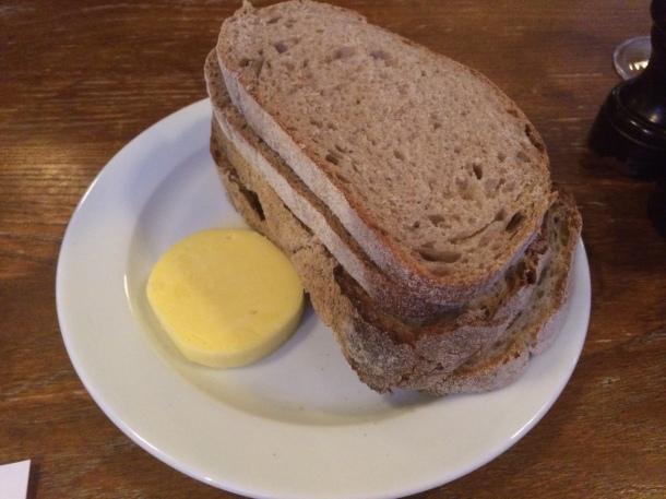 St John Bread and Wine bread