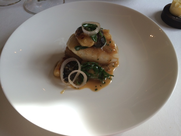 Turbot at Marcus