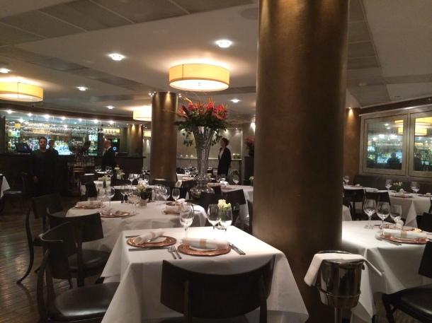 Tamarind dining room