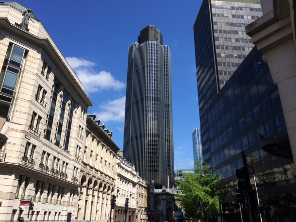 Tower 42 Outside