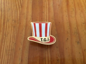 TGI Friday's badge