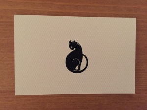 Kaspar's business card