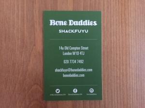 Shackfuyu business card