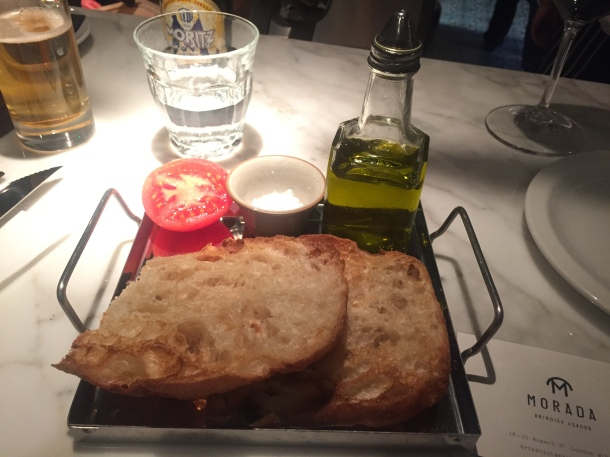 Coca bread