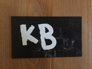 Kurobuta business card