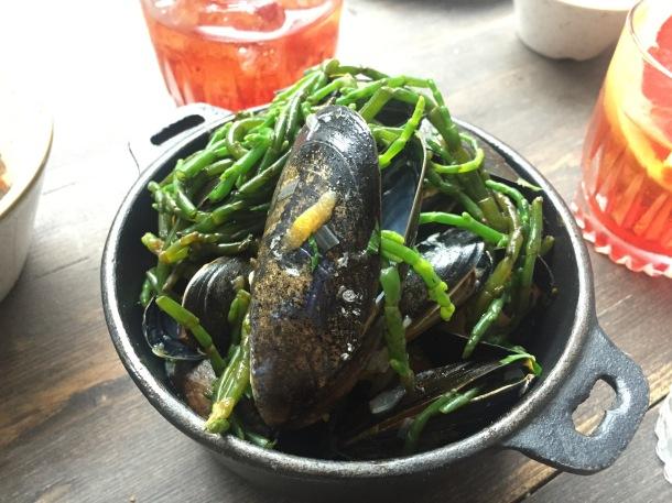 Mussels ROK